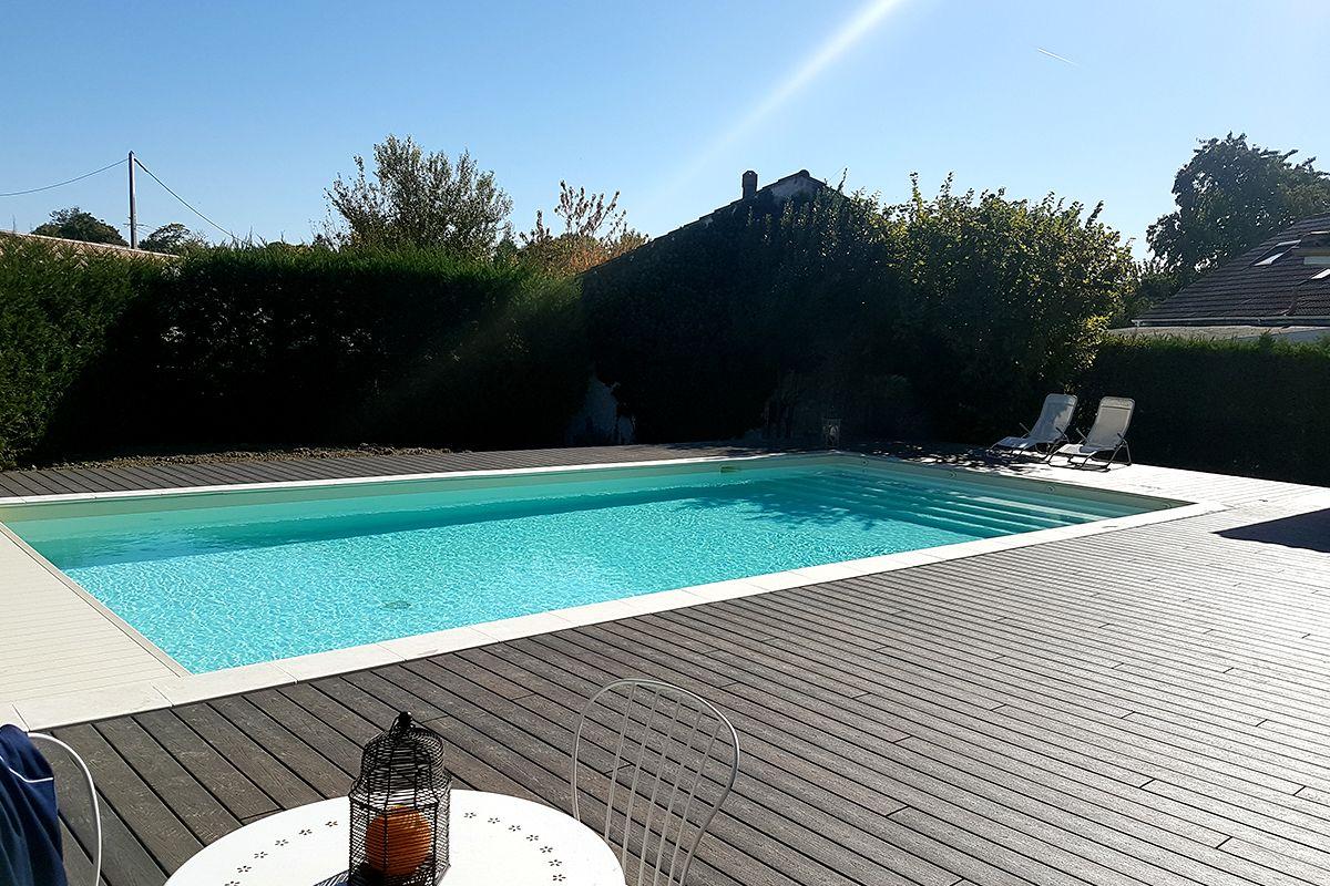 Projet Piscine Saint Andre De Cubzac azur piscine & spa : aps 16, pisciniste à angoulême